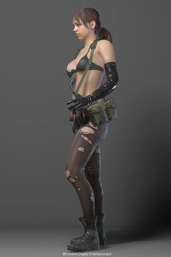 Metal Gear Solid Naked 96