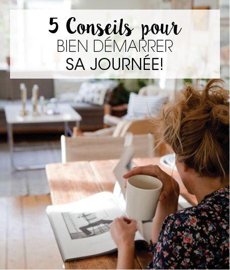 5 CONSEILS POUR BIEN DÉMARRER SA JOURNÉE ! – Morning routine, miracle morning…