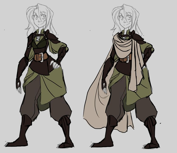 Taking a quick break from Commission work and You know what Valkari needs?! *kicks over desk* MOAR OUTFITS!!! Skyrim is just a dress up game to me… Actually, the first one is a redesign. As much as I...