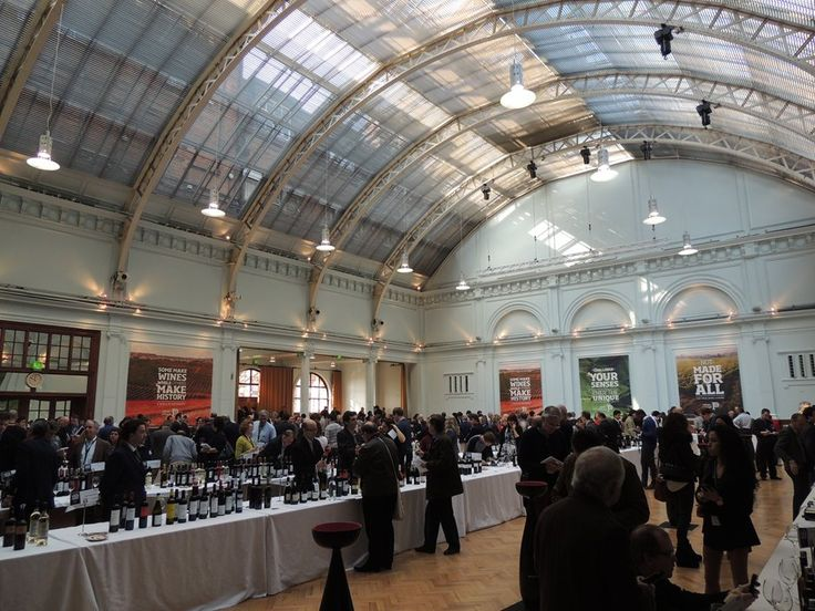 Wines of Portugal wine tasting at the Lindley Hall