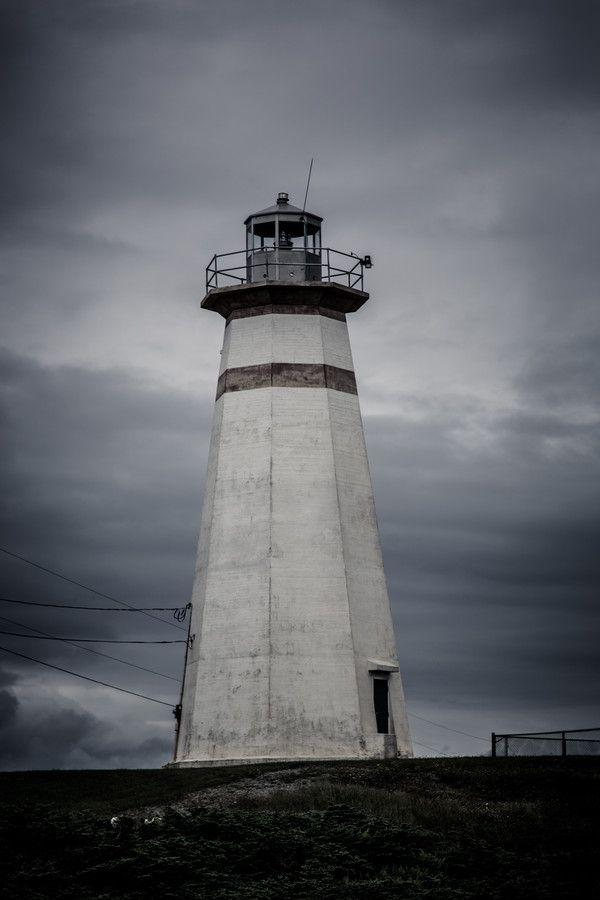 Cape Ray Lighthouse - Newfoundland, Canada