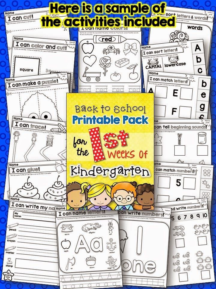 Back #to #school #printable #package # for #the – Back To School