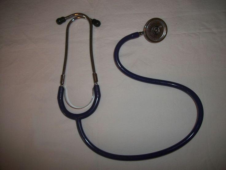 Purple Prestige Medical Clinical Cardiology Stethoscope #PrestigeMedical