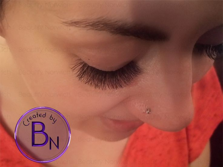 4d russian volume eyelash extensions eye lashes for A perfect image salon chesterfield mo