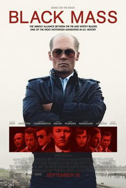 Black Mass is a 2015 American crime film directed by Scott Cooper and written by Mark Mallouk and Jez Butterworth, based on the 2001 book Black Mass: The True Story of an Unholy Alliance Between the FBI and the Irish Mob by Dick Lehr and Gerard O'Neill. The film has an ensemble cast starring Johnny Depp, Joel Edgerton, Benedict Cumberbatch, Kevin Bacon, Jesse Plemons, Peter Sarsgaard, Rory Cochrane, Adam Scott, Dakota Johnson, and Corey Stoll.
