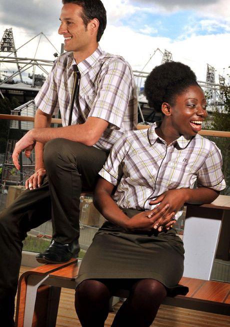 Designer Creates 'Mad Men'-Inspired Uniforms For McDonald's Staff