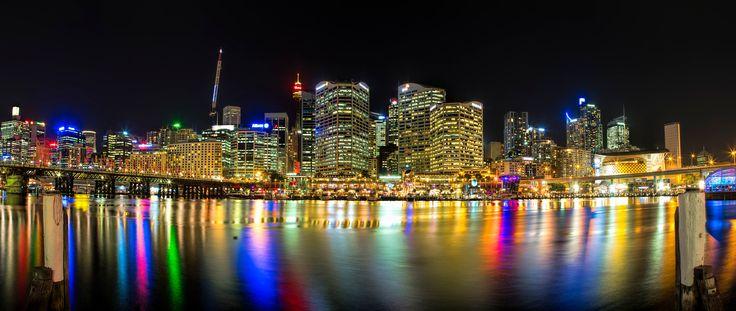 Golden Darling Harbour