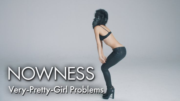 The Very Big Problems of Very Pretty Girls by Paul & Noé