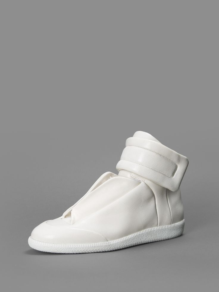 Maison Martin Margiela Sneaker. One of the most refreshing sneaker designs since the Nike AF1.