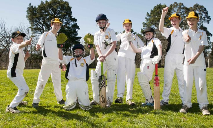 Cricket is a sport that is as much about the atmosphere and camaraderie as it is about the game and the season is about to start in the Hills. Photo: Aldgate Cricket Club junior players Hugo Gibson, Angus Lange, Tom Gibson, Charlie Gibson, Charlie Rasheed (keeping), Harry Brasher (batting), Will Southon and Fergus Southon (standing with bat). Photo by Phil Martin. http://adelaidehills.realviewtechnologies.com/