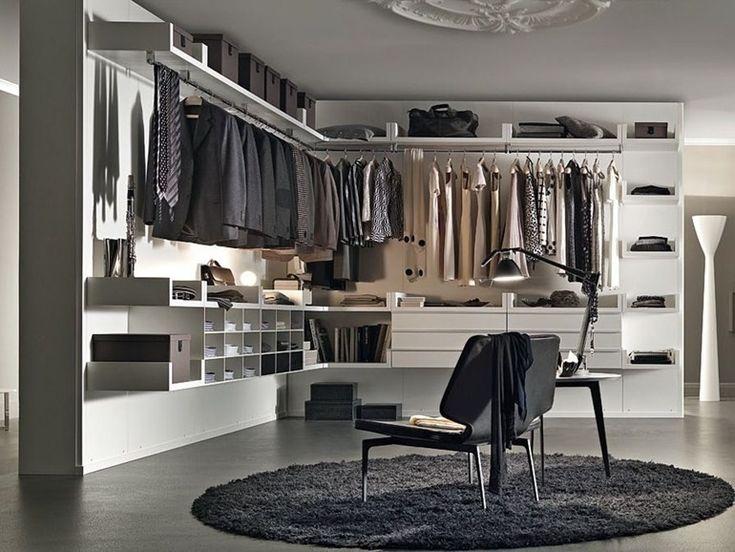 Begehbare Kleiderschranksysteme Lema