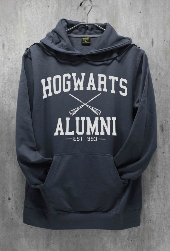 Hogwarts Alumni Shirt Harry Potter Shirt Hoodie by WinterIszComing