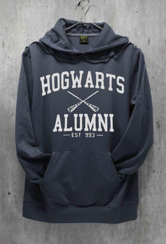 Hogwarts Alumni Shirt Harry Potter Shirt Hoodie by WinterIszComing
