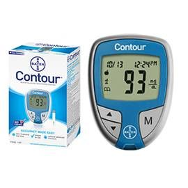 Bayer Contour Glucose Meter Only. Our Price: $5.07