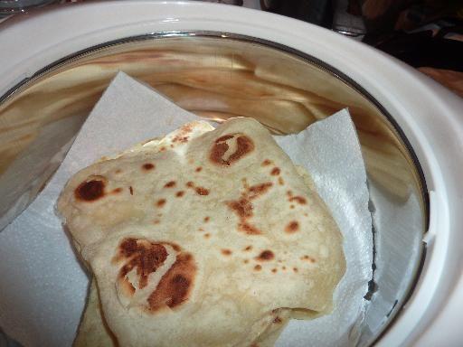 Farata mauricien - Recette de cuisine Marmiton : une recette
