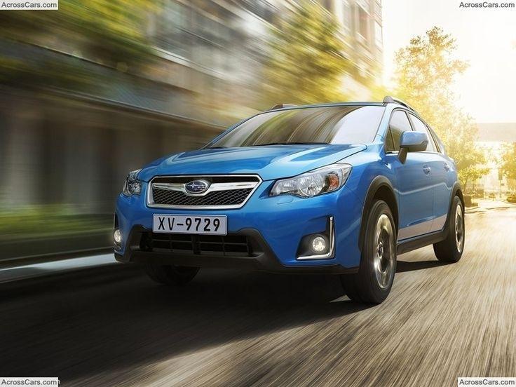 Subaru XV (2016) Subaru, Bmw, Automobile