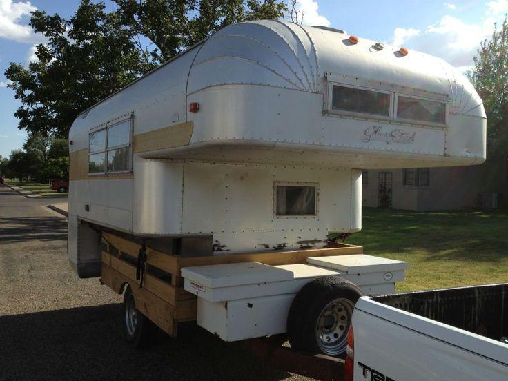 Silver Streak slide-in camper