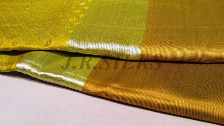 mustard-yellow-kanjivaram-saree-with-kaddi-border.jpg (1200×675)