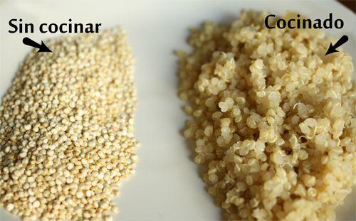 Recetas con quinoa para reducir el colesterol
