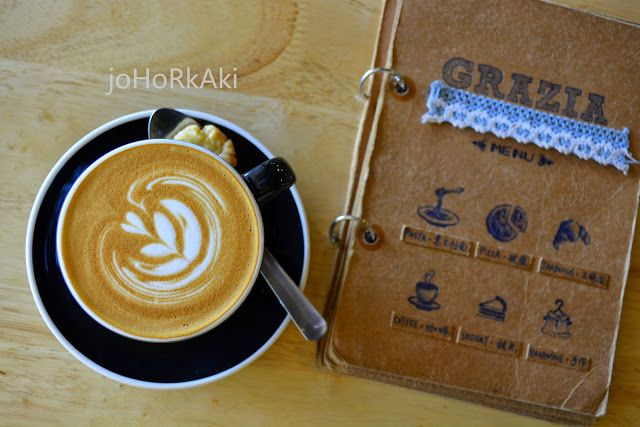 Grazia Cafe in Johor Bahru, Taman Sutera Utama
