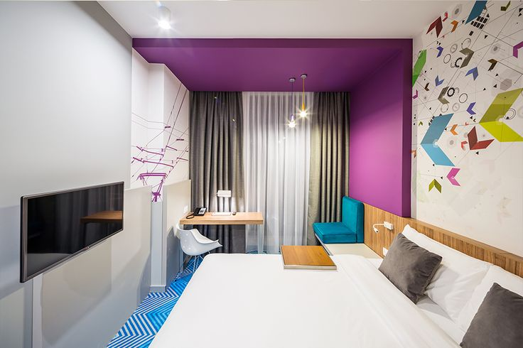 Ibis Styles Lviv by EC-5 Architects