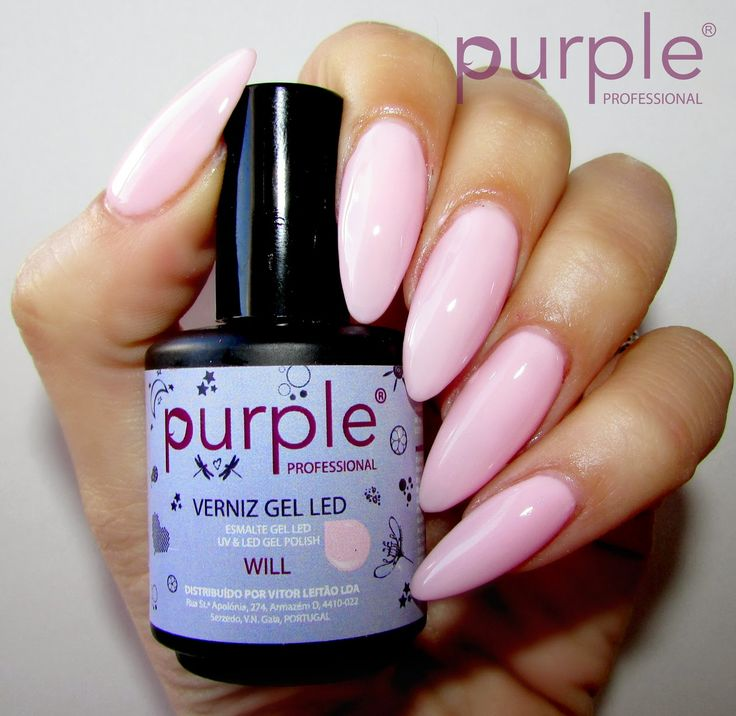 Betty Nails: Purple Professional Gel Polish Swatches