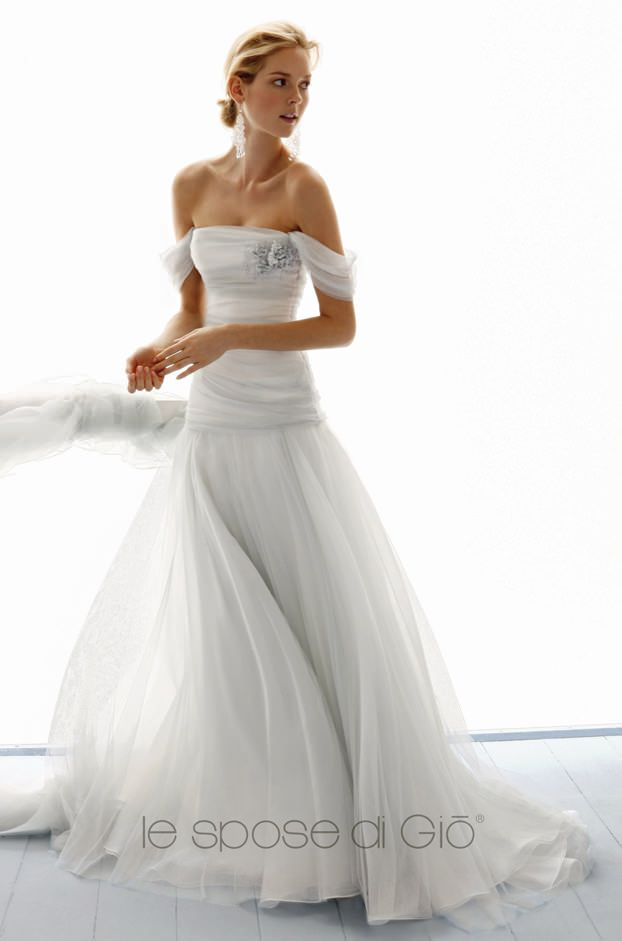 Brautkleider von Le Spose di Gio - Model No. 18