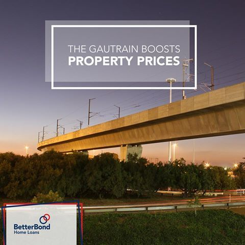 Since the opening of the Gautrain Station in Rosebank nearby properties have achieved an additional 2.5% growth in value. Contact BetterBond today to find out more about applying for a home loan. https://buff.ly/2Genwmz