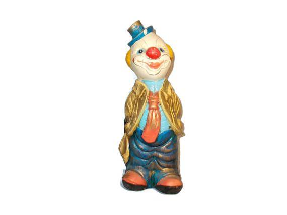 Clown Statue | Clown Figurine | Clown Sculpture