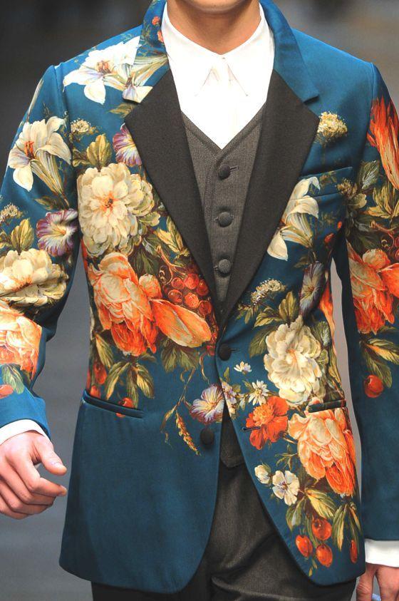 Best 25  Mens floral blazer ideas on Pinterest | Teddy girl ...