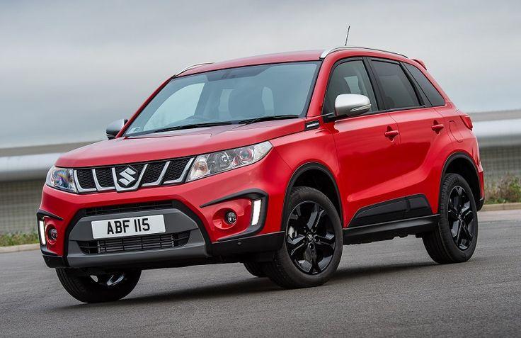 Suzuki Vitara claims top UK Car Award