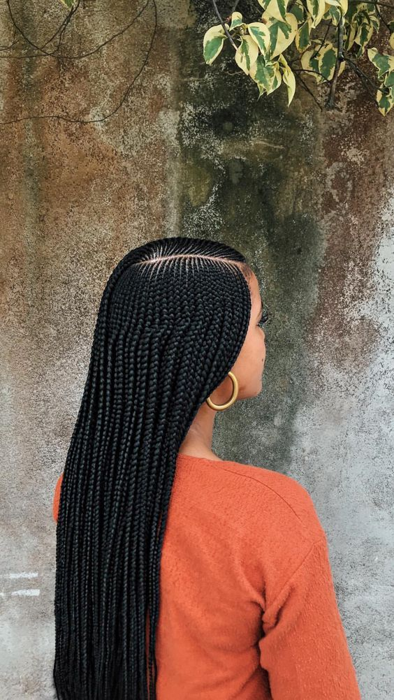 Cornrow Natural Hairstyles 2020: 25 Most African -Inspired ...