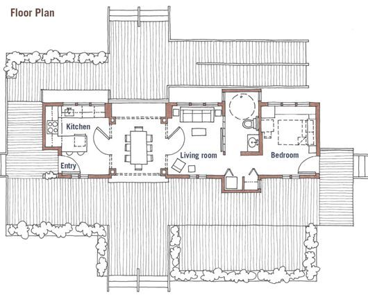 17 best images about home building plans on pinterest for Accessible home design
