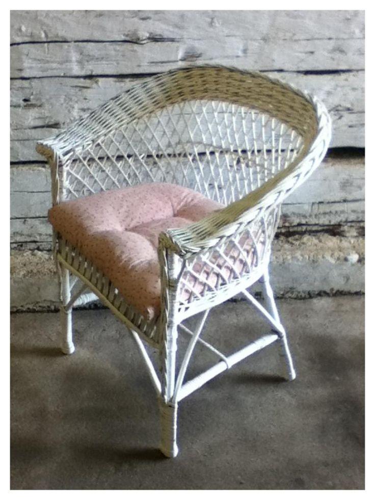 Korgstol - ReFurn - ett möblernas kretslopp