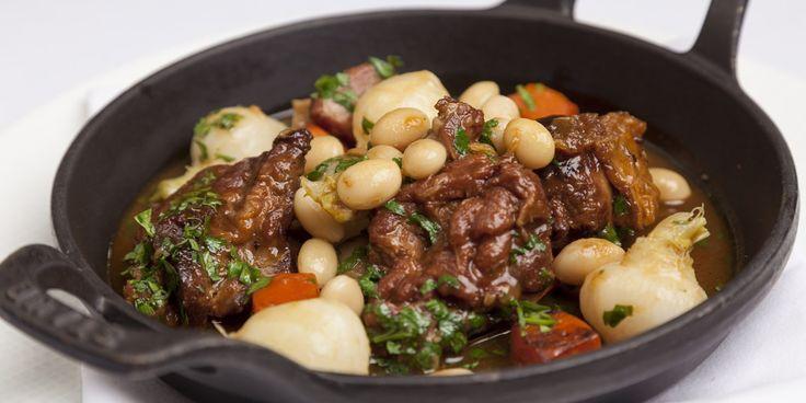 Lamb Navarin Recipe - Great British Chefs