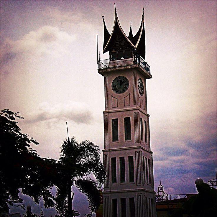 Jam Gadang, Bukittinggi, West Sumatera