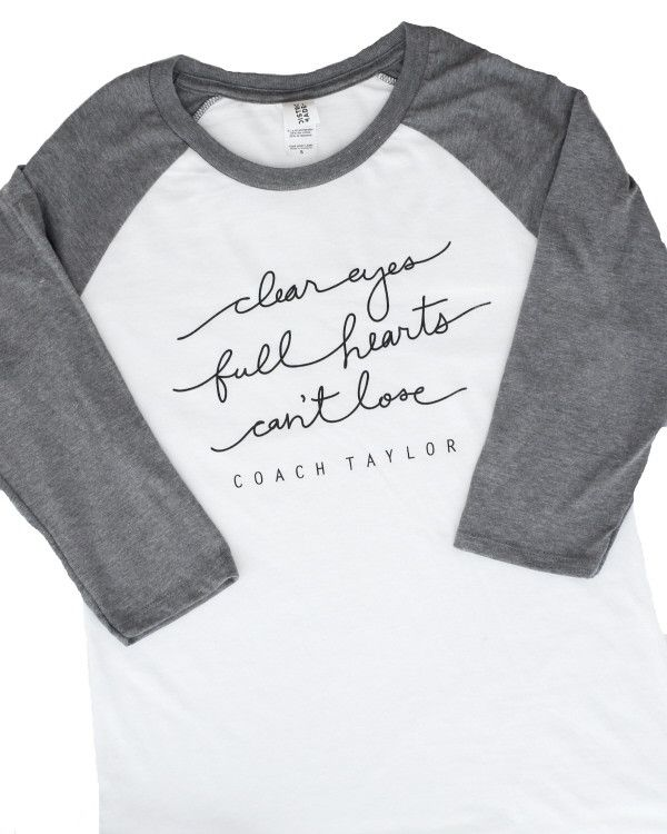 Clear Eyes Graphic Raglan T-Shirt