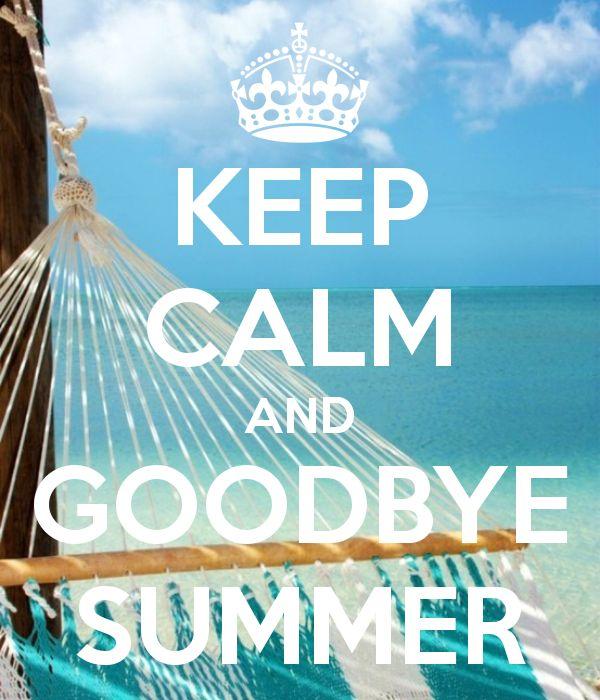 Goodbye Summer Hello Fall Snoopy
