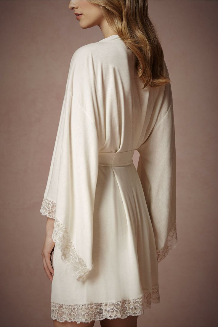 product | Ethereal Kimono Robe from BHLDN
