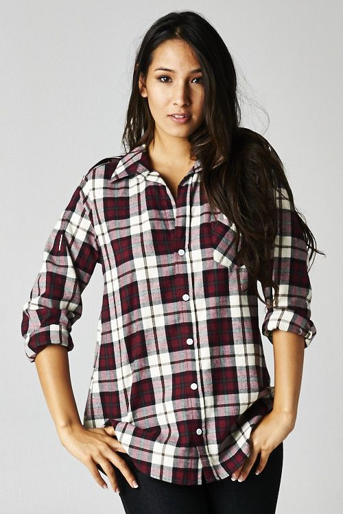 17 Best images about Flannel ◮ on Pinterest | Plaid, Hooded ...