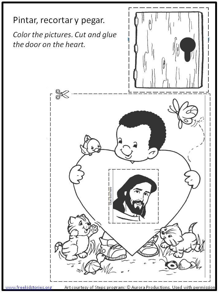 Free Kids Stories » Bible Stories/Historias de la Biblia