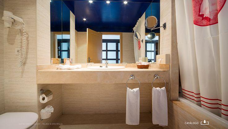TAS343B /// Toalheiro Argola _Hotel Costa Calero - Talaso & Spa ©Flickr