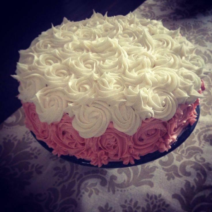 Cake for birthday party