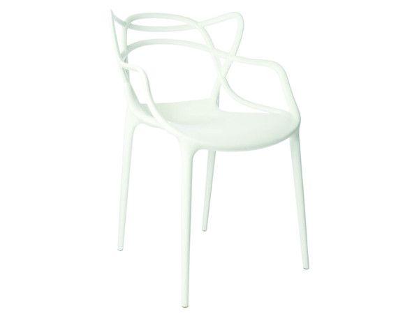 Philippe Starck Masters Chair Replica - White I Newell Furniture