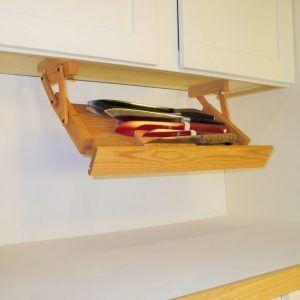 Under The Cabinet Kitchen Storage