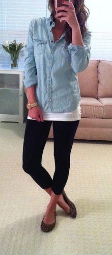 What she wore 365. Great blog!  elfsacks