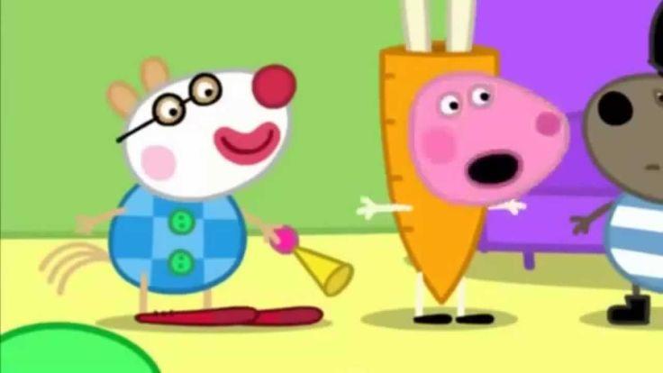 ✫ღ✫ Peppa Pig Episodes New Full Movie In English Part 1 ᴴᴰ
