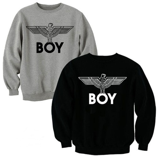New Boy London Eagle Rihana Jessie J Sweatshirt Best Quality Unisex | eBay