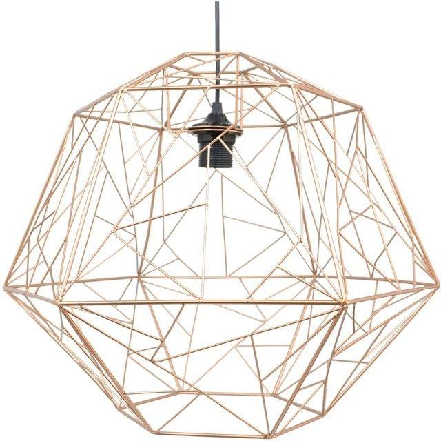 Epingle Par Marion Belot Sur Luminaires Lyon Avec Images Suspension Metal Cuivre Suspension Metal Deco Salle De Bain