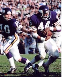 RB....Chuck Foreman....Vikings